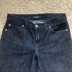 David Kahn Tapered Dark Wash Jeans